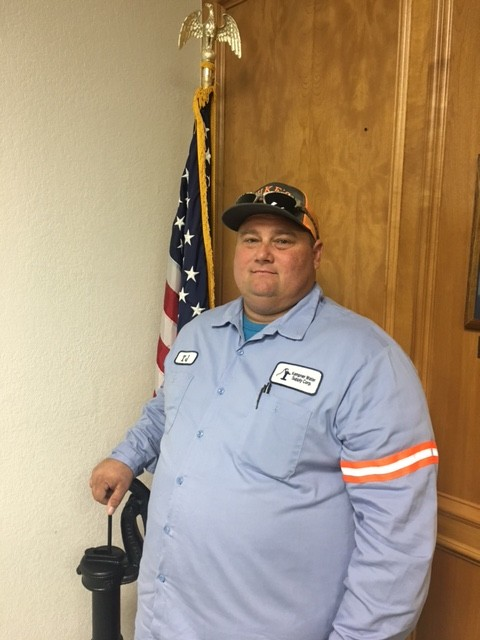 TJ Amstead, Plant Manager